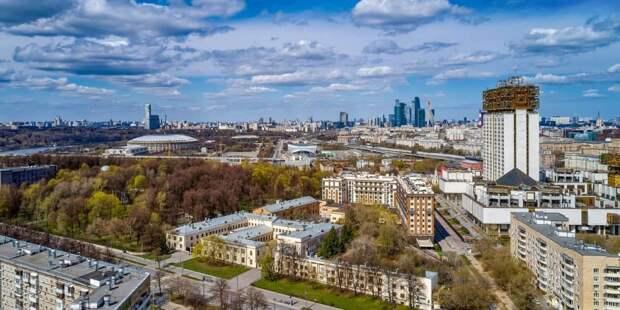 Все городские отрасли Москвы переживают цифровую революцию – Собянин
