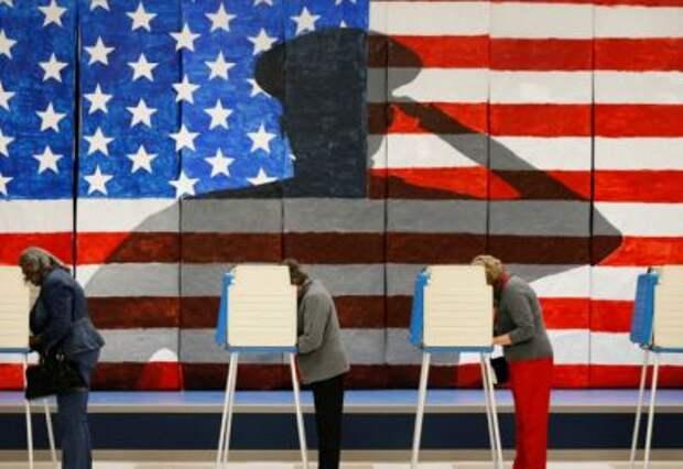 """Изображая жертву - """"темные деньги"""" на выборах США"""