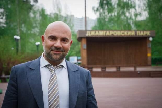 Баженов: «Стратегию нацбезопасности помогут реализовать общественные инспекторы»