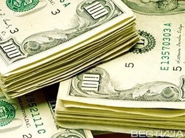 Официальный курс доллара составил 13,61 гривен