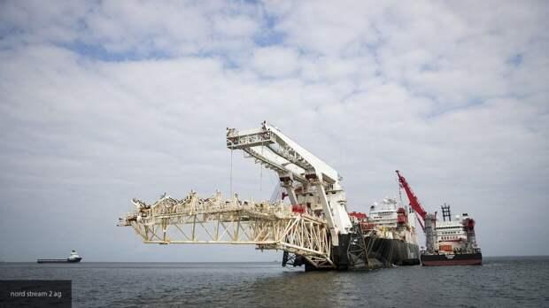 """Гендиректор OMV призвал Европу дать ответ на санкции США против """"Северного потока — 2"""""""