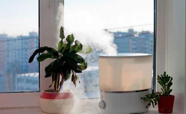 Уровень влажности воздуха, подавляющий COVID-19