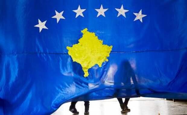 Над бывшей Югославией нависла угроза нового передела