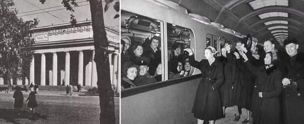 15 ноября – этот день подарил нам метро