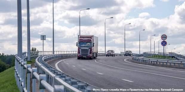 Глава стройкомплекса Москвы назвал главные проекты дорожного строительства