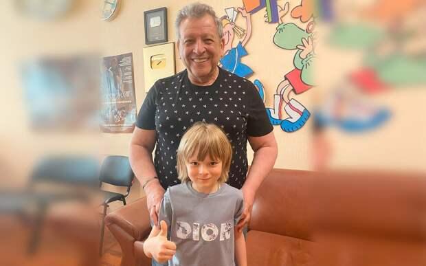 Сын Плющенко иРудковской прошел пробы в«Ералаш»