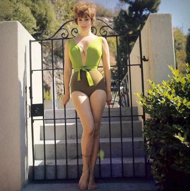 Американская актриса Джилл Сент-Джон
