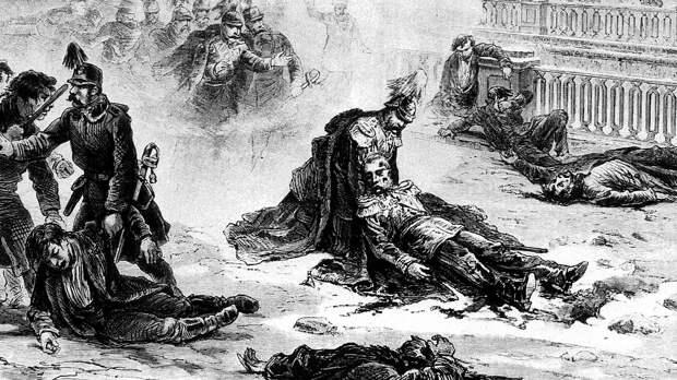 Какого российского императора не убила английская разведка?
