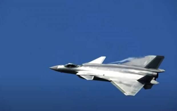 Китайский истребитель пятого поколения J-20 - о технологиях и конструкции