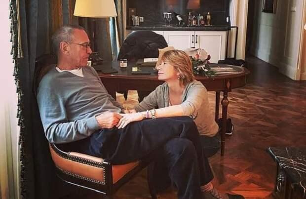 Аринбасарова о браке Высоцкой: «Я бы за старика выйти не смогла»