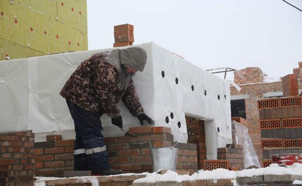 Названы районы-лидеры и аутсайдеры по вводу жилья в Новосибирской области