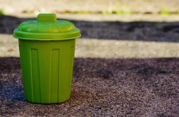 В парке на Ангарской убрали мусор