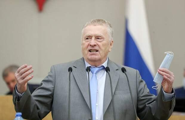 Жириновский анонсировал ужесточение закона для антипрививочников