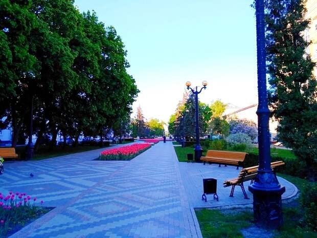 Тамбов - прогулка по городу прогулка по городу, путешествия, тамбов