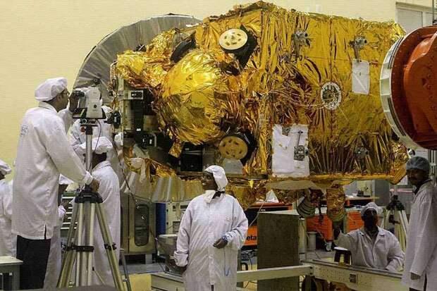 Индия с помощью России собирается стать космической державой