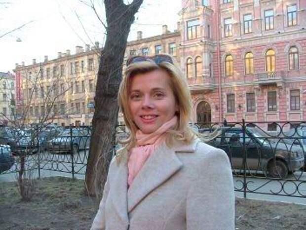 Красивая девочка из советского детства Ангелина Полянчукова.