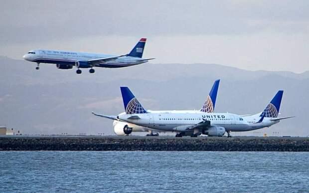 Авиационная отрасль США переживает максимально «жесткую посадку»