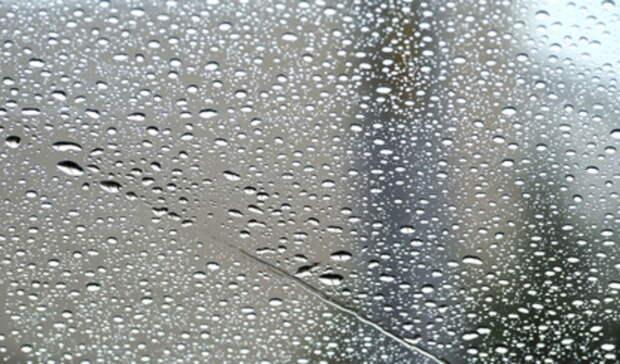ВНижнем Тагиле среди зимы пошел дождь