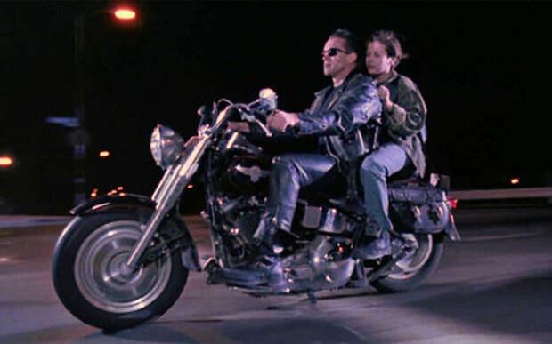 Harley-Davidson Терминатора и Mini Мистера Бина пустят с молотка