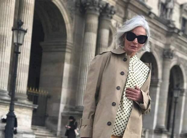 Оделась в 50, как в 30 лет: 5 принципов возрастного образа