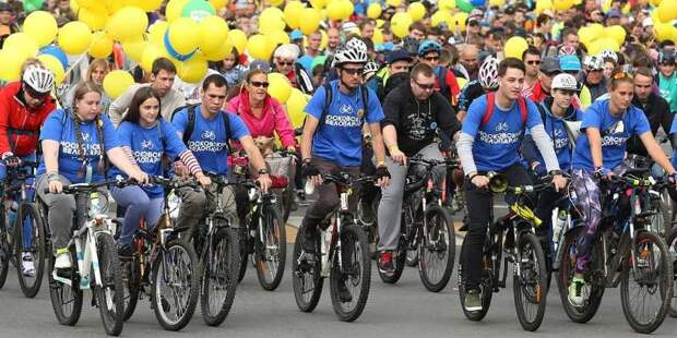 Московские велофестивали могут возобновиться уже в этом году