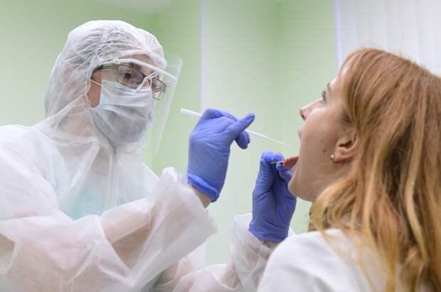 Учёные разработали приложение для смартфона, определяющее коронавирус в слюне