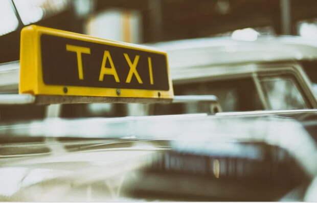 В России выросло число ДТП с пьяными таксистами