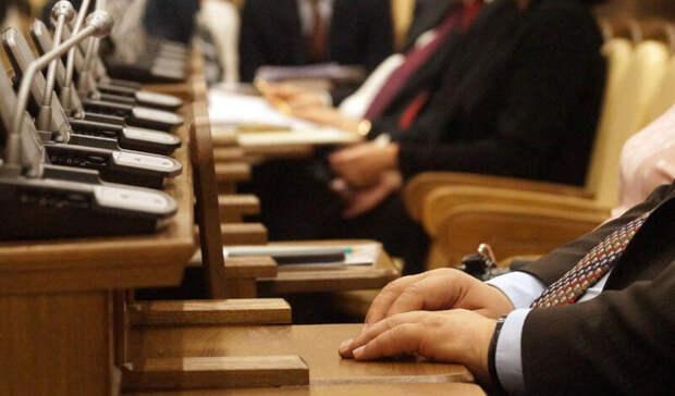 Под Белгородом депутаты проголосовали заприсвоение себе званий «Почётный гражданин»