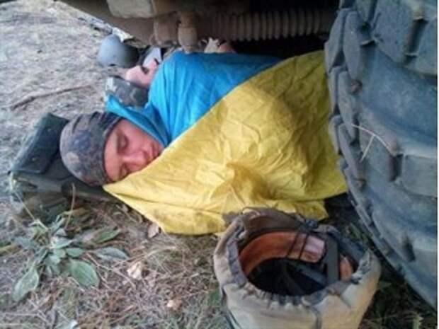 Посткотёльный синдром украинских «киборгов»