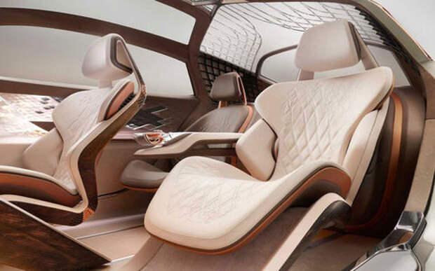 Зверь из будущего - в Bentley показали невероятный концепт