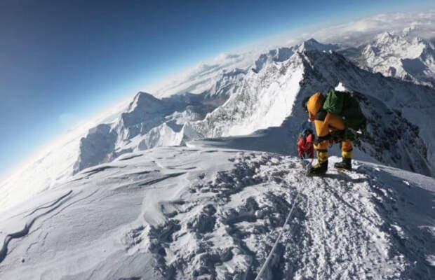 Расти, Эверест, расти!