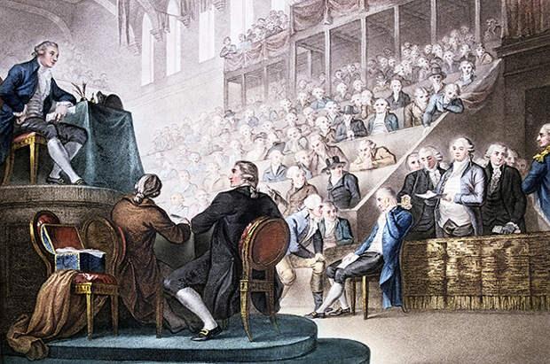 Судебный процесс над Людовиком XVI