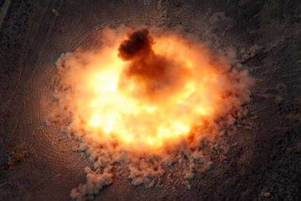 «Да они издеваются»: СМИ рассказали о русском боеприпасе, уложившим на лопатки «мать всех бомб»