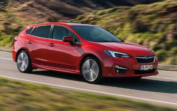 Новая Subaru Impreza – анонсирована европейская премьера