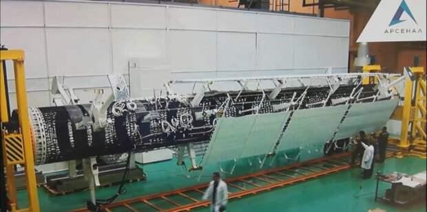 Конаныхин: в РФ уже собирают ядерный межпланетный корабль Путина