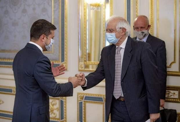 Владимир Олейник: Как выпороли Зе-президента