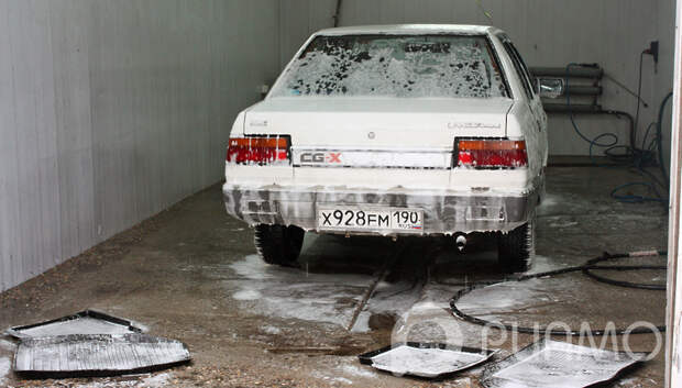 Автомойки должны прекратить работу с понедельника в Подмосковье