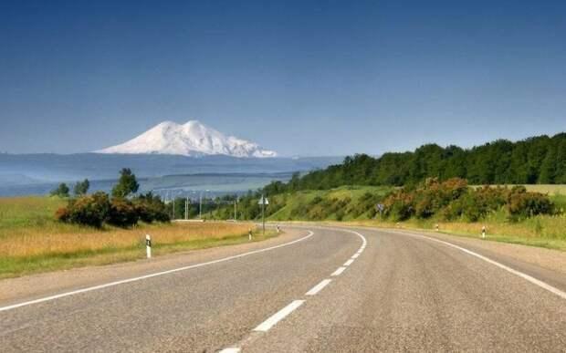 Кабардино-Балкария. Трасса А-158 дороги, россия, факты