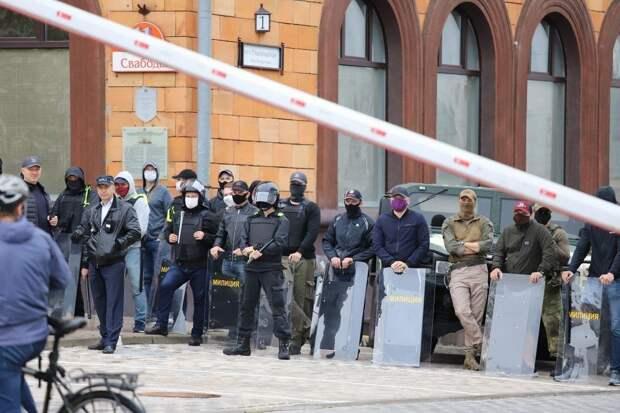 Задержания в Минске. 06.09.2020
