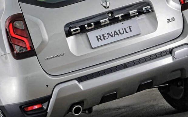 Новый Renault Duster - улучшенные моторы и больший багажник