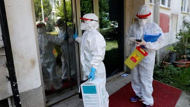 За сутки в Турции выявили 2209 новых случаев коронавируса