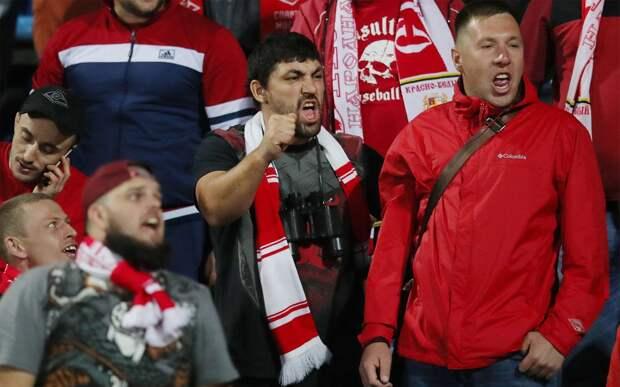 Федун — о словах гендиректора «Зенита» про «Спартак»: «Очень многие болельщики крайне возмущены!»
