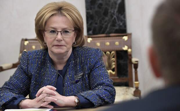 Скворцова сказала о сроке спада заболеваемости коронавирусом в России