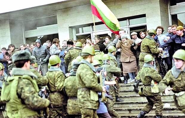 Годовщина Вильнюса-1991: советских офицеров сажали за ошибки Горбачева и компании
