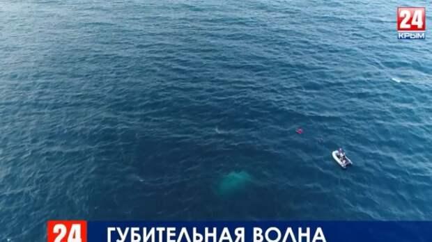 Капитана затонувшего в Крыму катера суд заключил под стражу