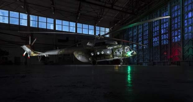 Новый штурмовой вертолёт начали испытывать в России