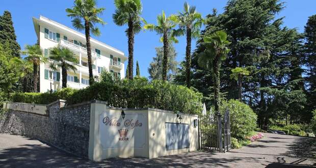 София Ротару продает отель в Крыму за 25 миллионов евро