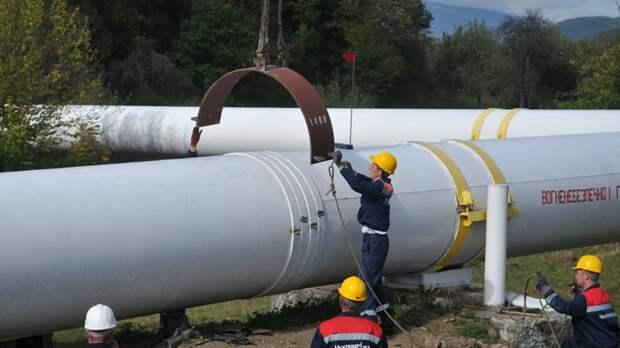 На Украине прошли учения по прекращению транзита газа из России