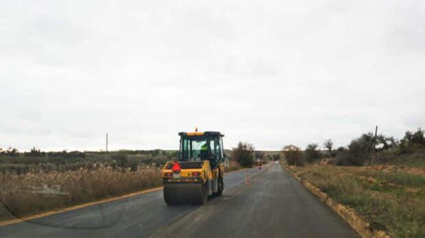 В Керчи отремонтировали дороги на 14 улицах