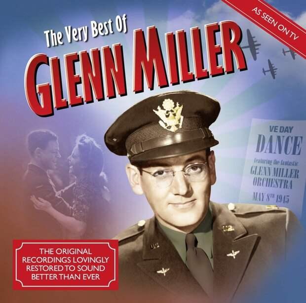 История музыканта Гленна Миллера америка, война, вторая мировая, германия, загадки, история, легенды, тайны